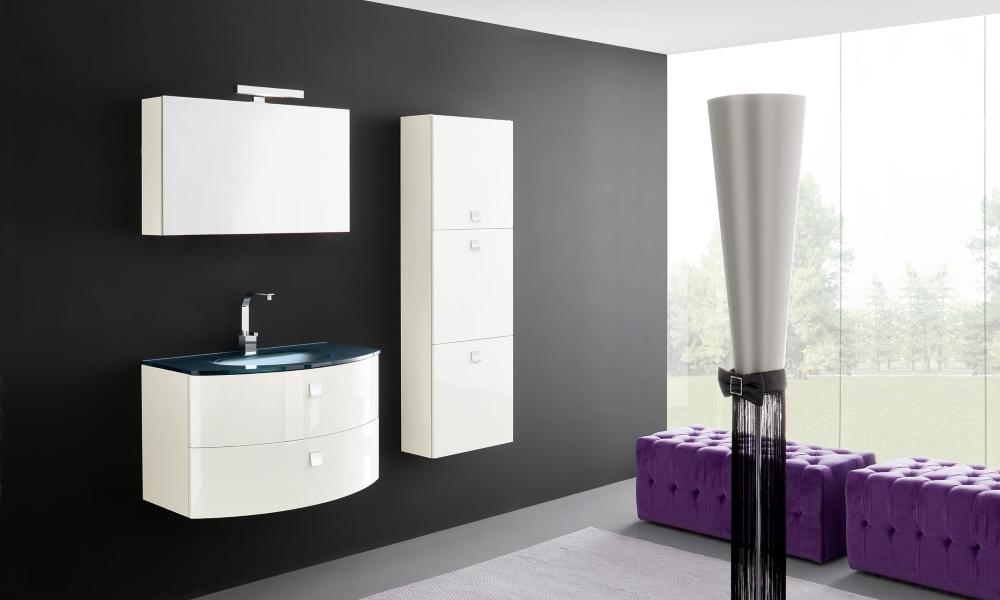 arredo bagno moderni, mobili moderni bagno su misura, mobili su ...