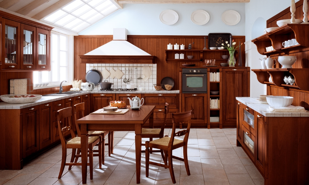 cucine classiche, cucine componibili classiche, cucina componibile ...