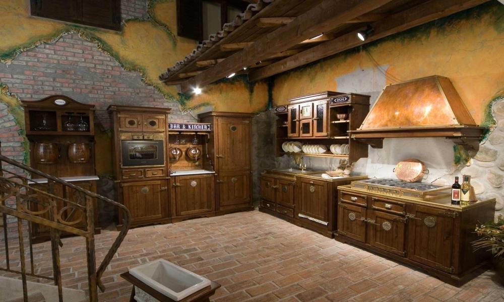 Stunning foto cucine rustiche pictures ideas design for Cucina rustica