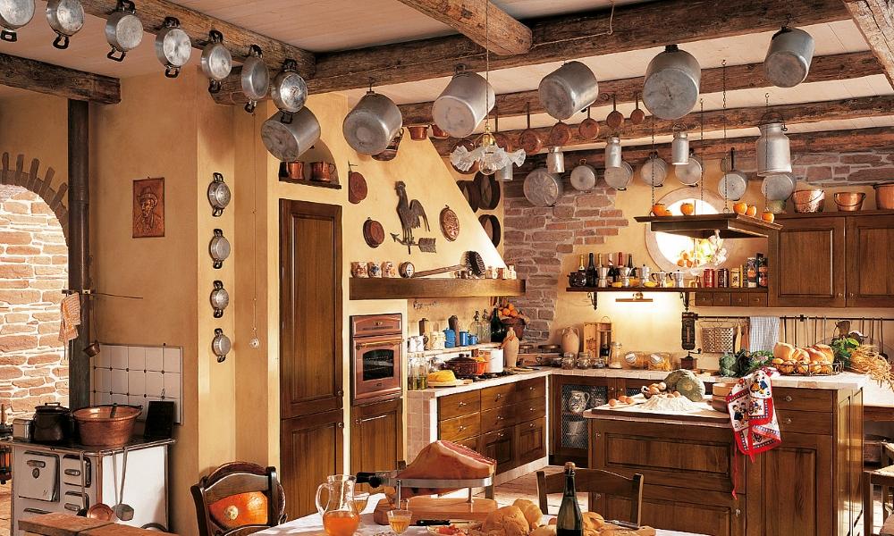 Arredamento casa rustica arredamento cucina vintage for Arredamento case rustiche