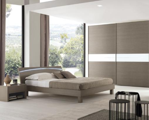 camere da letto moderne, arredamento camere da letto moderno, camere ...
