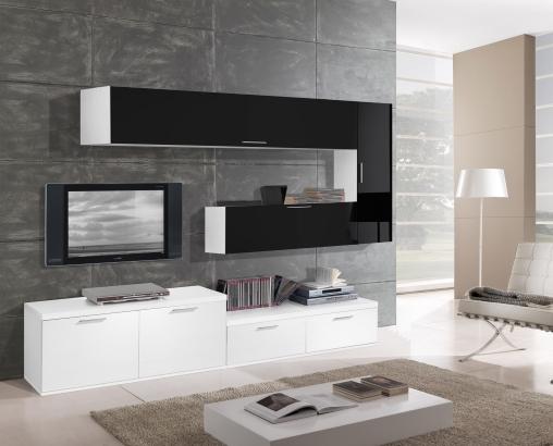 Soggiorni su misura good soggiorno arredato con mobili su for Mobili x soggiorno moderni